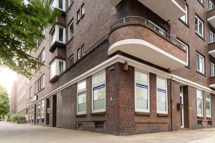 Gutzki Immobilienverwaltung - Büro in Hamburg Winterhude
