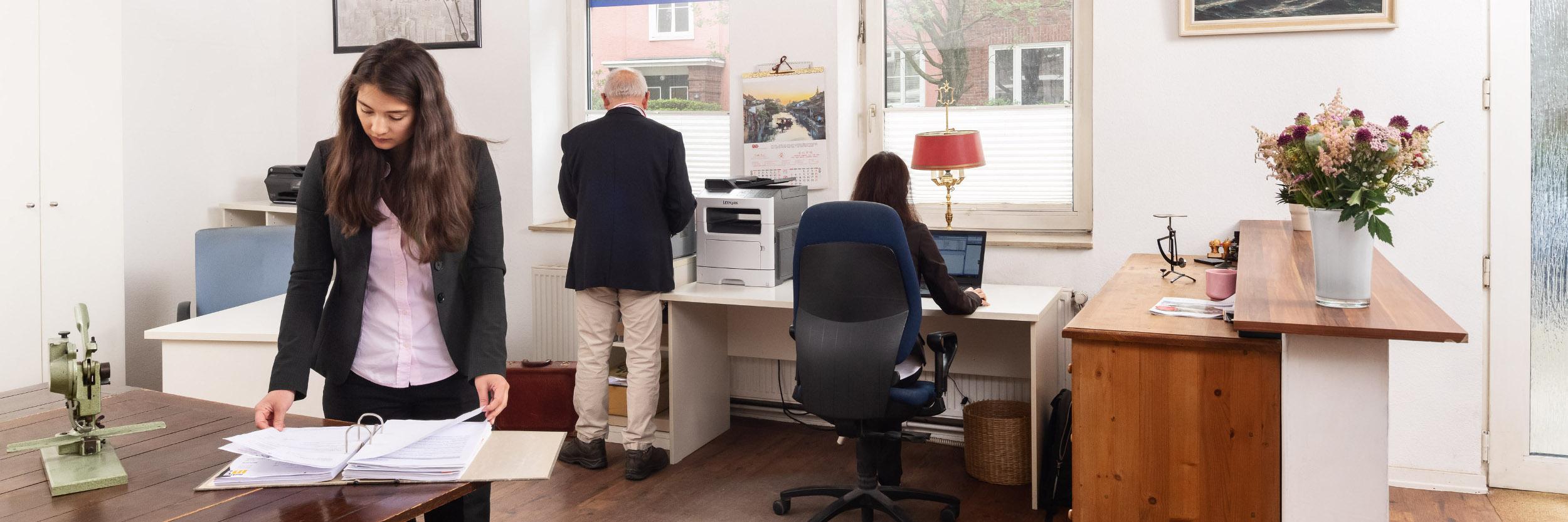 Hausverwaltung Gutzki Immobilien Zinshausverwaltung